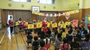日新児童センタークリスマス会